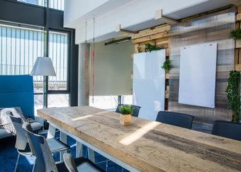 Coworking-, Workshop- und Office-Spielplatz