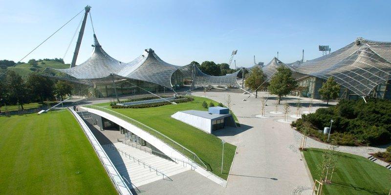 Location Kleine Olympiahalle in München / Milbertshofen-Am Hart