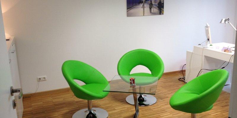 Designer Office in Munich City Centre