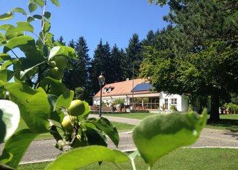 Idyllisches Landgut mit Park in Altomünster