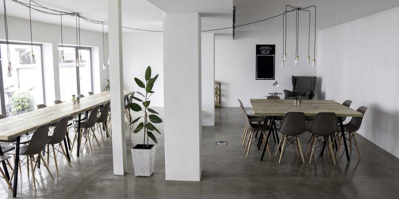 Creative space in Munich