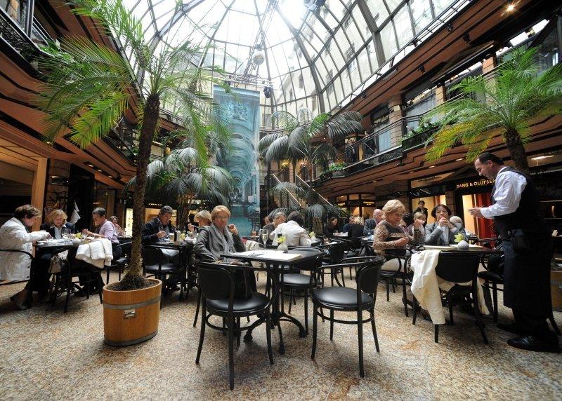 Location Cafe Luitpold in München / Altstadt-Lehel