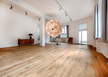 Mietfotostudio, Fotostudio, Loft