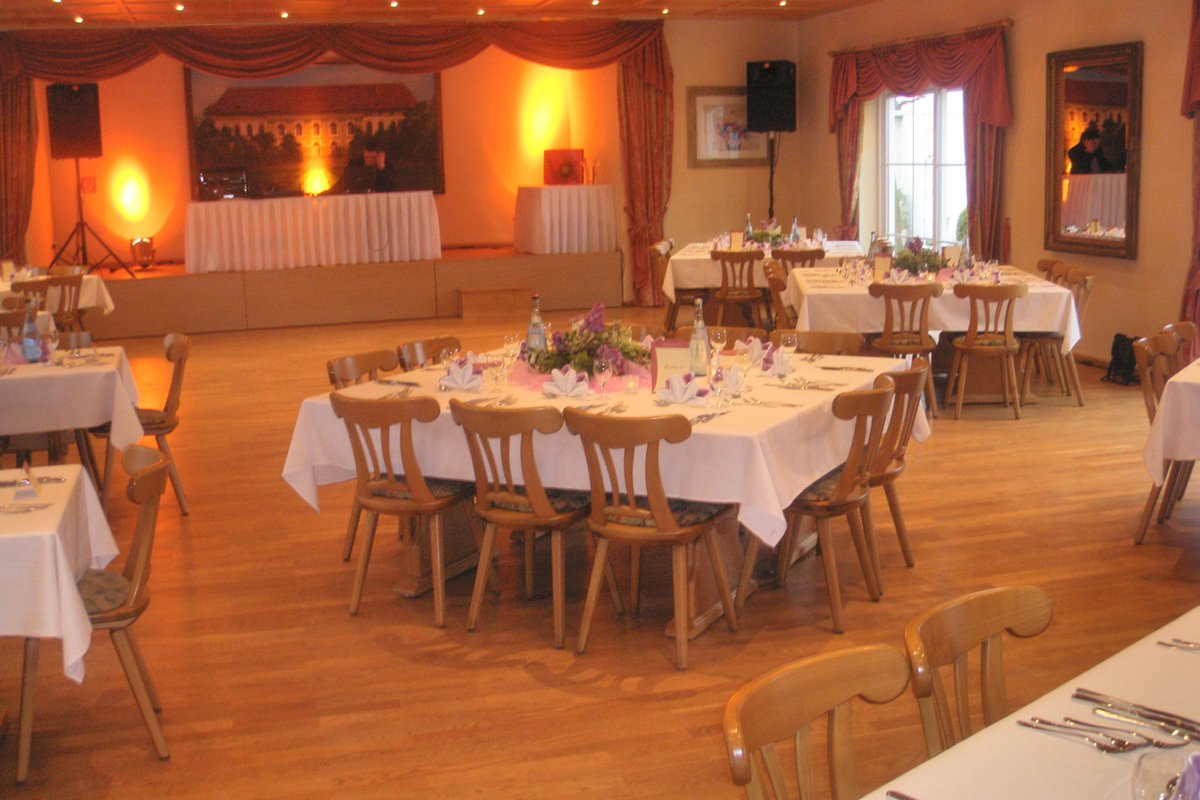Location Hochzeitssaal In Landkreis Dachau Schwabhausen