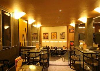 Schönes Cafehaus auf 4 Ebenen