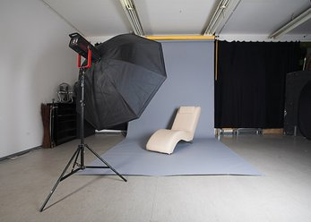 Small photo studio MUC-city