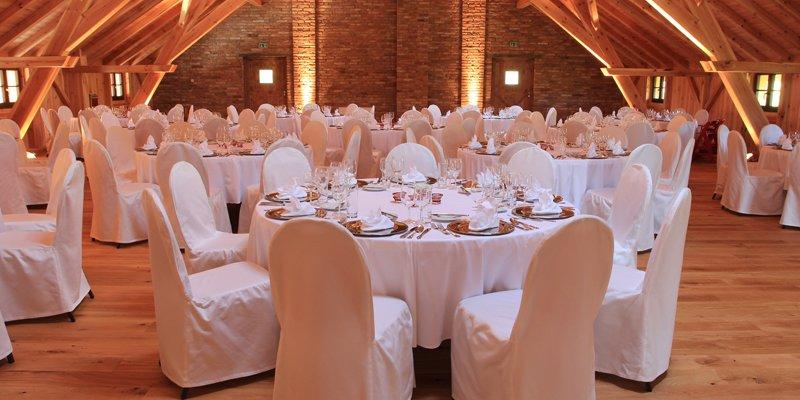 Außergewöhnlicher Veranstaltungsort - Hochzeitsimpressionen