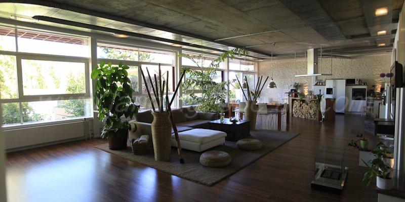 location ein einzigartiges loft in m nchen in m nchen. Black Bedroom Furniture Sets. Home Design Ideas