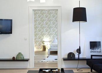 Designer Wohnung im Stilaltbau