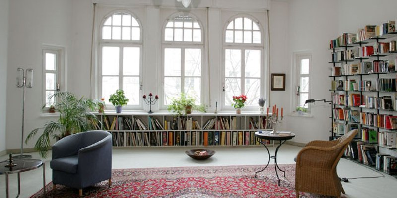 Large apartment in Schwabing