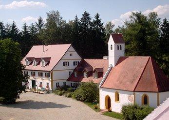 Klostergut nahe Dachau mit Gewölbekeller