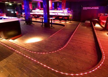 Club Munich East for parties