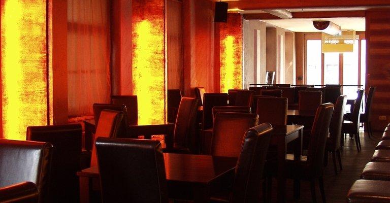 Stylishe Club-Lounge