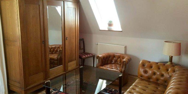 Location Schnuckeliges 50er Haus Stilmix Alt Modern In