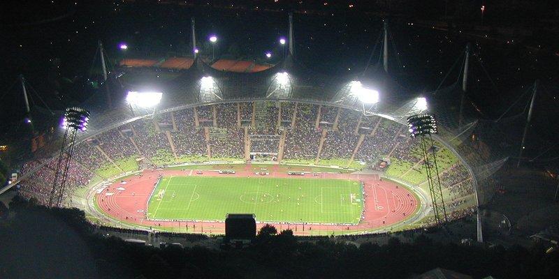 kapazität olympiahalle münchen