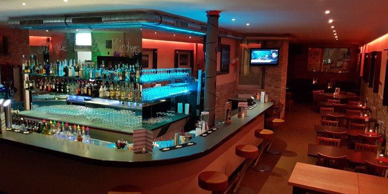 Great bar location in Haidhausen