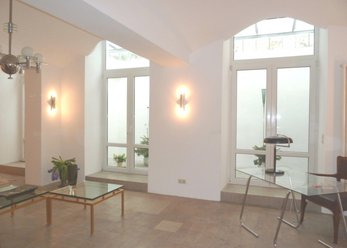 Atelier with winter garden Schwabing-West