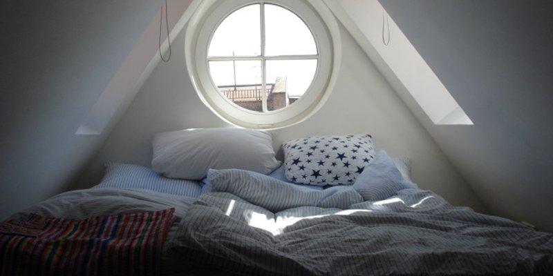 Maisonette-Wohnung mit Dachterrasse