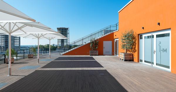 location event loft auf 3 ebenen pool und terrasse in m nchen berg am laim. Black Bedroom Furniture Sets. Home Design Ideas