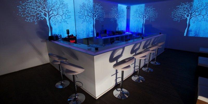 Party venue also Friday & Saturday