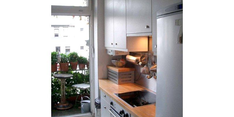 location altbauwohnung m ausgefall einrichtung in m nchen au haidhausen. Black Bedroom Furniture Sets. Home Design Ideas