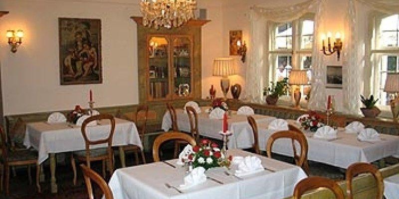 Beautiful restaurant Castle